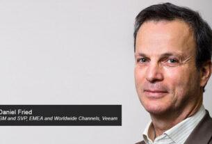 Daniel-Fried-Veeam-Veeam Service Partners-techxmedia