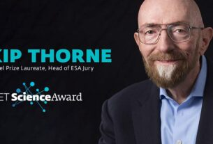 ESET-Science-Award_Kip-Thorne-techxmedia