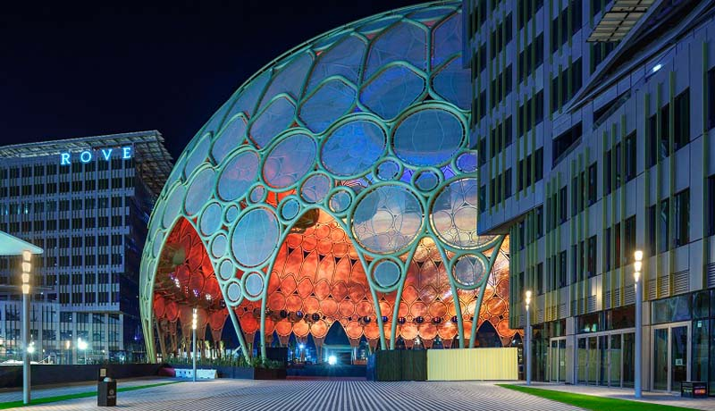 Expo 2020 - Rove Hotels - only on site hotel - TECHx
