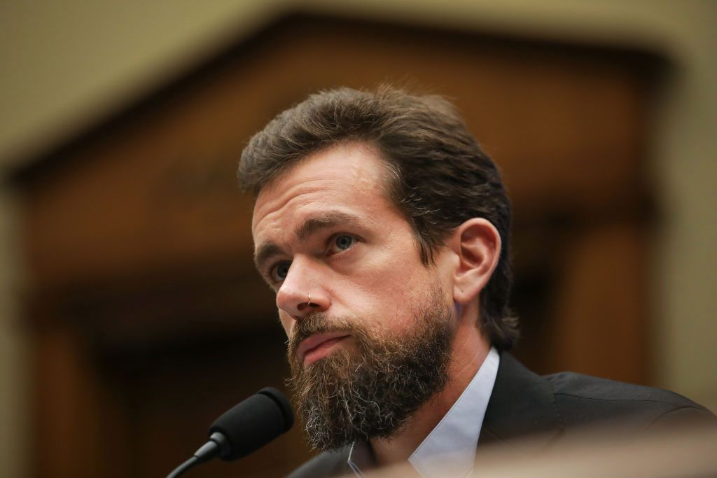 Twitter CEO Jack Dorsey Testifies To House Hearing On Company's Transparency and Accountability - tech