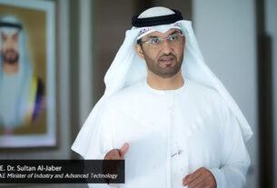 H.E.-Dr.-Sultan-Al-Jaber-UAE- ADNOC - Techxmedia