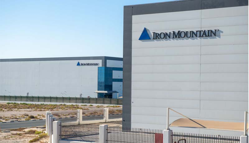 Iron-Mountain-investment-UAE-reconfirms-investment