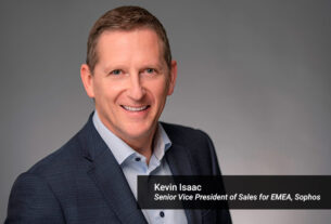 Kevin-Isaac-Senior-Vice-President-of-Sales-for-Sophos EMEA