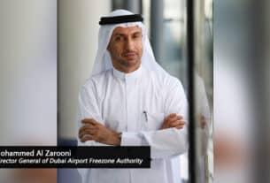 Mohammed-Al-Zarooni,-Director-General-of-Dubai-Airport-Freezone-Authority-Freight-techxmedi