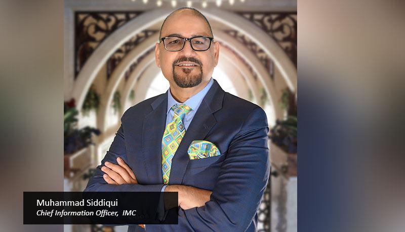 Muhammad-Siddiqui,-Chief-Information-Officer,--IMC-CHIME Digital Health
