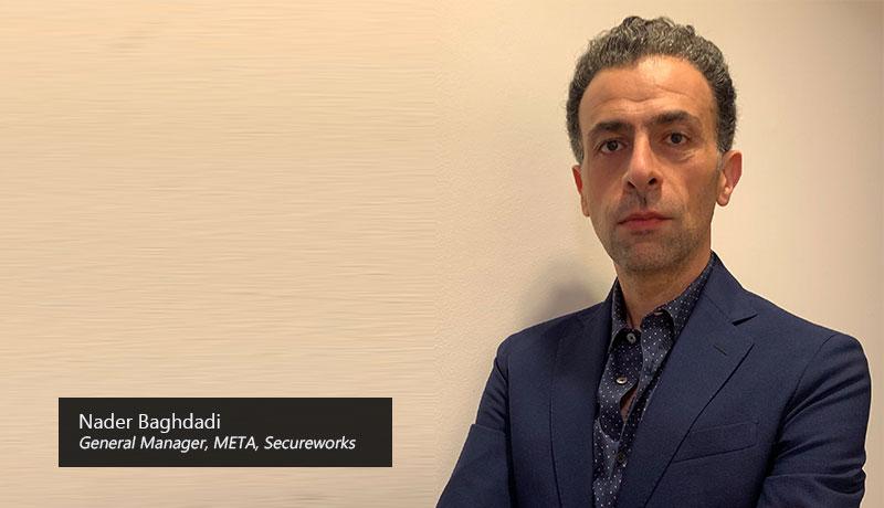 Nader-Baghdadi,-General-Manager,-META,-Secureworks-security -techxmedia