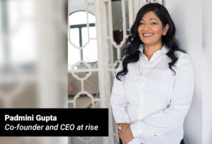 Padmini Gupta, Co-founder and CEO at rise-Xare-techxmedia