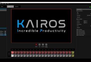 Panasonic video - KAIROS - TECHx