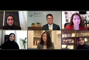 Raytheon-Emirates---Women-in-Tech-Panel-Group-Shot---TECHx