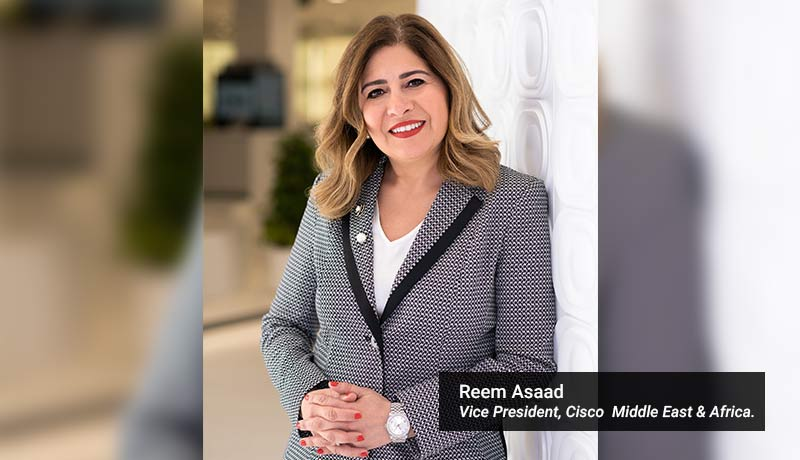 Reem-Asaad,-Vice-President,-Cisco Networking Academy