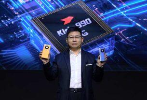 Richard-Yu-CEO-Huawei-Consumer-Business-Group-at-Global-Online-Launch-of-HUAWEI-Mate-40-Series-HUAWEI Mate 40-techxmedia