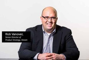 Rick Vanover, Senior Director of Product Strategy, Veeam - Businesses - TECHx