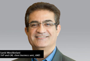 Saeid-Moshkelani,-senior-vice-president-and-general-manager,-client-business-unit,-AMD-AMD Ryzen 5000 Series -techxmedia