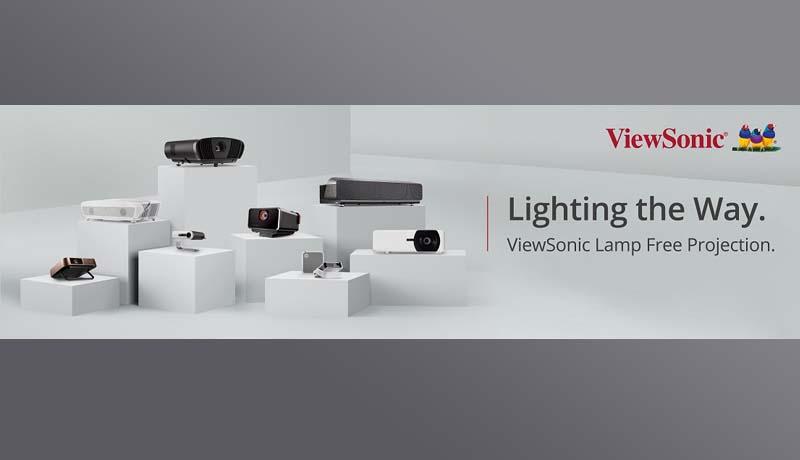 ViewSonic's Smart LED projector - H1 2020 - Smart LED projector - TECHx