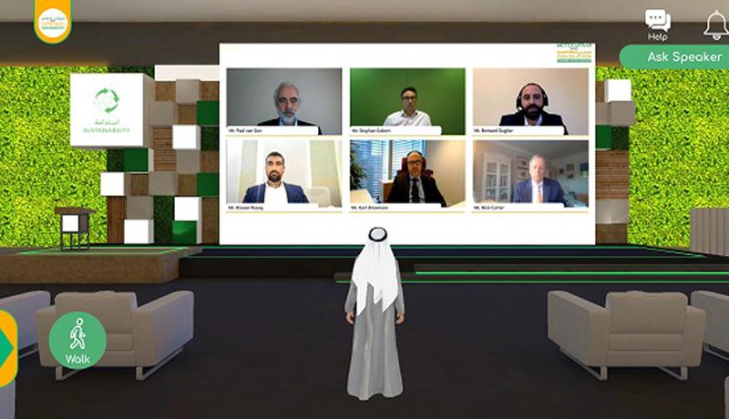3D Virtual WETEX- Dubai Solar Show - Visitors - TECHxmedia