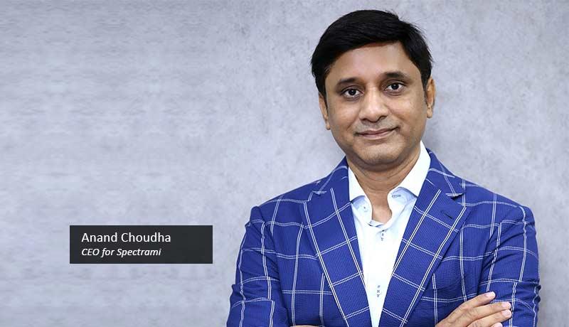 Anand-Choudha-CEO-for-Spectrami - Distribuition partnership - CYR3CON - TECHxmedia