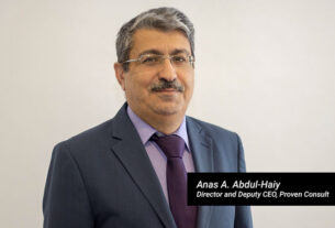 Anas-A.-Abdul-Haiy-Director-and-Deputy-CEO-Proven-Consult-Robotics- historic leap-every-day solution-TECHxmedia
