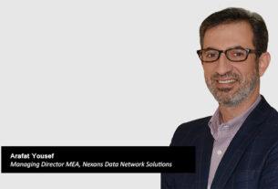 Arafat-Yousef-Managing-Director-Middle-East-Africa-Nexans-Data-Network-Solutions-network-TECHx-enterprise data centres