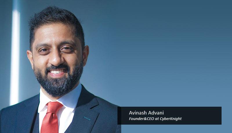 Avinash-Advani-FounderCEO-at-CyberKnight- distribution partnership - HelpSystems - TECHxmedia