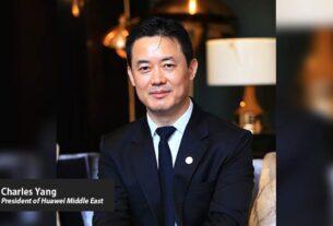 Charles-Yang,-President-of-Huawei-Middle-East-GITEX Technology Week 2020-techxmedia