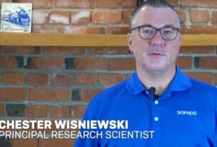 Chester-Wisniewski-principal-research-scientist-Sophos-Sophos Threat Report -techxmedia