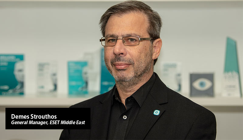 Demes-Strouthos,-General-Manager-ESET-Middle-East-Gitex 2020-techxmedia