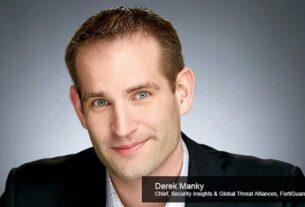 Derek-Manky-Chief-Security-Insights-Global-Threat-Alliances-FortiGuard-Labs-FortiGuard Labs-techxmedia