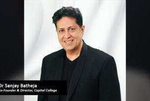 Dr-Sanjay-Batheja,-Co-Founder-&-Director,-Capital-College-Capital College -techxmedia