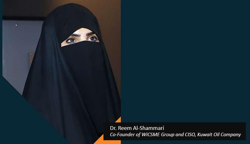 Dr.-Reem-Al-Shammari,-Co-Founder-of-WiCSME-Group-and-CISO,-Kuwait-Oil-Company-WiCSME2020-techxmedia