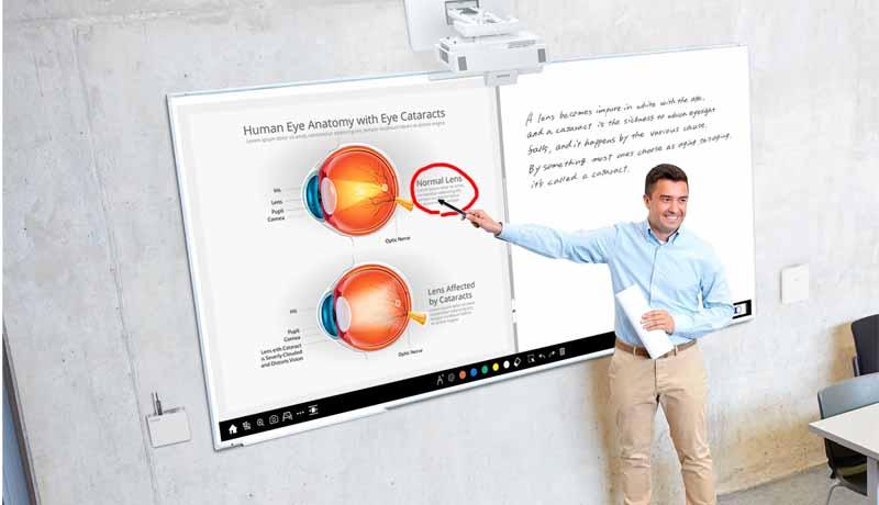 Epson technology - education innovation - KSA - TECHxmedia