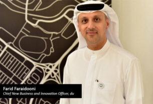 Farid-Faraidooni,-Chief-New-Business-and-Innovation-Officer,-du - du Wipro - UAE - digital infrastructure - Techxmedia