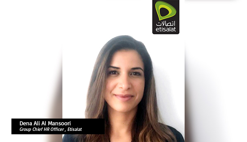 Dena Ali Al Mansoori - Etisalat - Group Chief HR Officer - Techxmedia