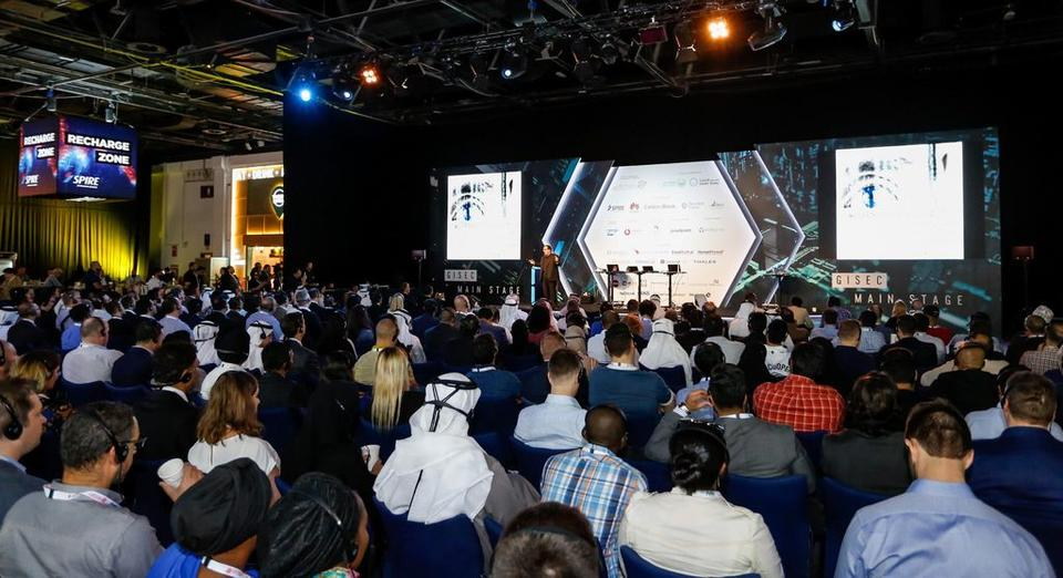GISEC,cybersecurity summit,-TECHx media