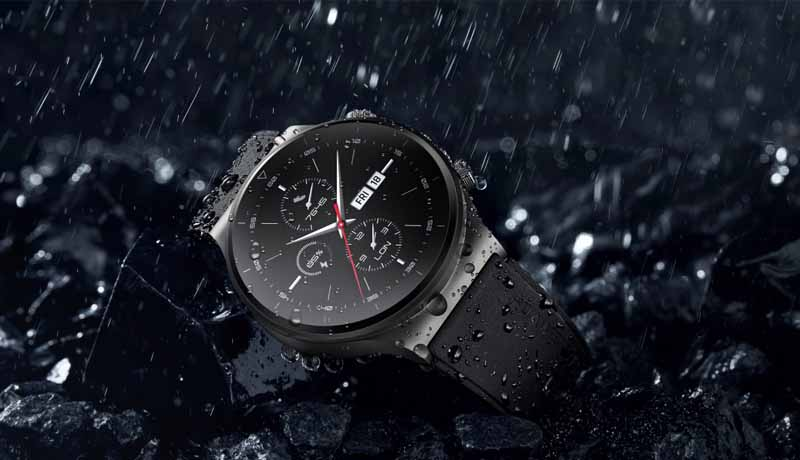 HUAWEI WATCH GT 2 Pro- Moonphase Collection - TECHxmedia