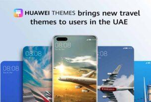 HUAWEI - travel themes - collaboration - Emirates - TECHx