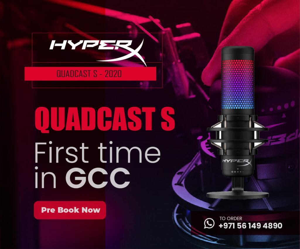 Quadcast S