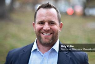 Haig-Colter-Director-of-Alliances-at-ThreatQuotient-Intel-TECHxmedia