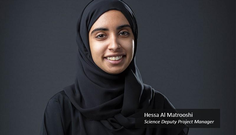 Hessa-Al-Matrooshi,-Science-Deputy-Project-Manager-Mars Mission-techxmedia