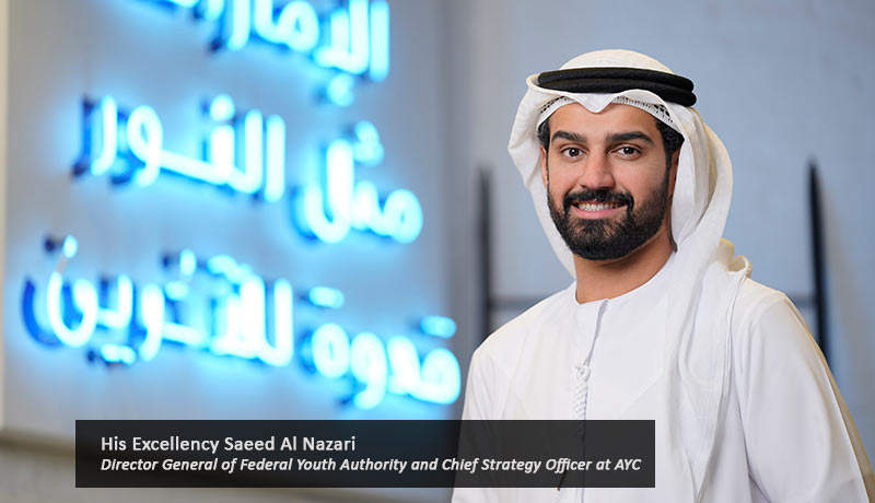 His-Excellency-Saeed-Al-Nazari,-Director-General-of-Federal-Youth-Authority-and-Chief-Strategy-Officer-at-AYC-techxmedia