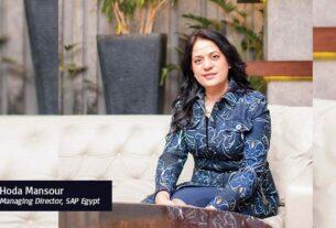Hoda Mansour, Managing Director, SAP Egypt-techxmedia