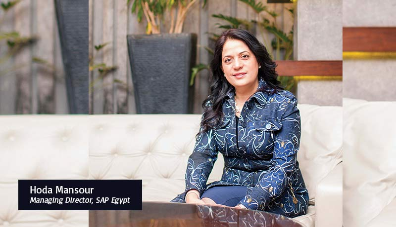 Hoda Mansour, Managing Director, SAP Egypt-techxmedia