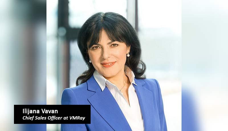 Ilijana-Vavan,-Chief-Sales-Officer-at-VMRay-GITEX Technology-techxmedia