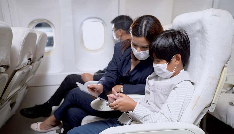 Inmarsat survey- UAE flyer - travel habits- post-COVID - TECHxmedia