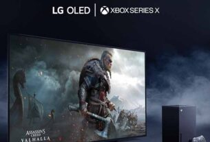LG teams -- Xbox- next-gen console gaming experience-TECHxmedia