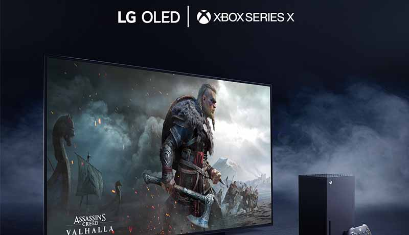 LG teams -- Xbox- next-gen console gaming experience-TECHxmedia