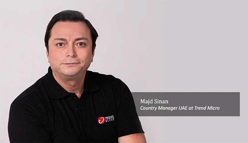 Majd-Sinan-Trend-Micro - Trend Micro - sixth annual UAE CTF Competition - Techxmedia