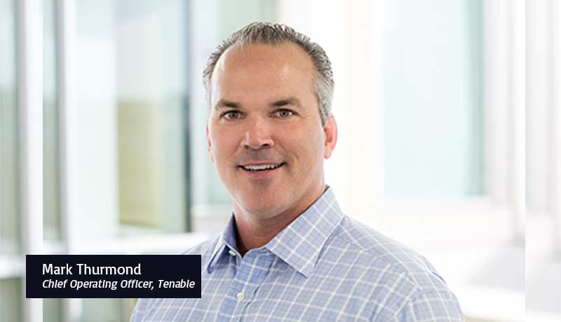 Mark-Thurmond,-chief-operating-officer,-Tenable - partner program - transformed tools, -TECHxmedia