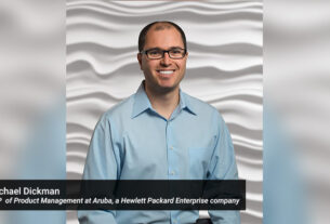 Michael-Dickman,-senior-vice-president-of-Product-Management-at-Aruba,-a-Hewlett-Packard-Enterprise-company-techxmedia