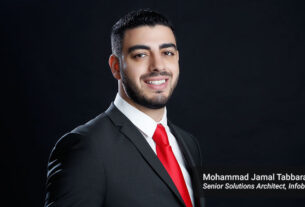 Mohammad-Jamal-Tabbara,-Senior-Solutions-Architect,-Infoblox - Business Leaders - Cyber skills gap