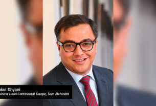 Mukul-Dhyani,-Business-Head-Continental-Europe,-Tech Mahindra-strategic partnership - RUAG International -TECHxmedia